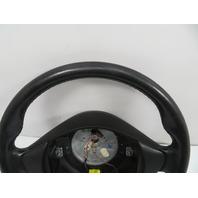 98 BMW Z3 M Roadster E36 #1130 Steering Wheel, 3-Spoke Black Leather