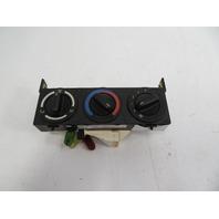 98 BMW Z3 M Roadster E36 #1130 Climate Control, A/C Heater Actuator Unit 64118398937
