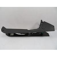 98 BMW Z3 M Roadster E36 #1130 Center Console Black Leather
