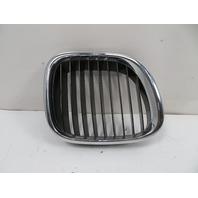 98 BMW Z3 M Roadster E36 #1130 Grill, Hood Kidney, Right 51138397504