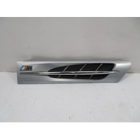 98 BMW Z3 M Roadster E36 #1130 Grill, Exterior Hood Gill, Right 51132492960