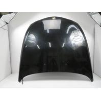 04 BMW 645ci 650i E63 #1131 Hood, OEM Black