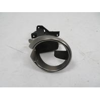 04 BMW 645ci 650i E63 #1131 Cup Holder, Center Console, W/ Trim & Base 51167131147
