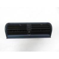00 BMW Z3 M Roadster E36 #1132 Vent, A/C Heat Center Dashboard Blue 64228397713
