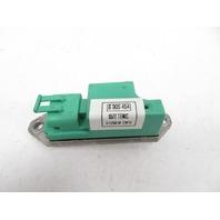 00 BMW Z3 M Roadster E36 #1132 Sensor, SRS Airbag Side Impact 65776905454
