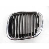 00 BMW Z3 M Roadster E36 #1132 Grill, Hood Kidney, Left 51138397503