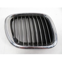 00 BMW Z3 M Roadster E36 #1132 Grill, Hood Kidney, Right 51138397504