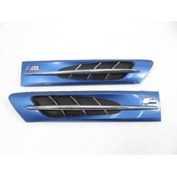 00 BMW Z3 M Roadster E36 #1132 Grill Set, Hood Gill Exterior 51132492960, 51132492959