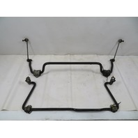 00 BMW Z3 M Roadster E36 #1132 Sway Bar Set, Front & Rear Stabilizer W/ Links