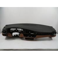 19 Alfa Romeo Giulia #1133 Dashboard W/Airbag, Tan/Black