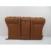 19 Alfa Romeo Giulia #1133 Seat, Backrest Rear, Tan Leather