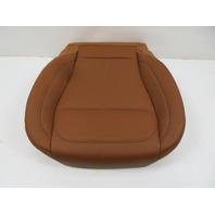 19 Alfa Romeo Giulia #1133 Seat Cushion, Bottom, Heated Tan Leather, Front Left