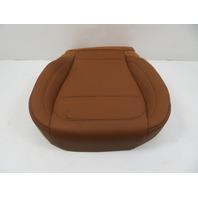 19 Alfa Romeo Giulia #1133 Seat Cushion, Bottom, Heated Tan Leather, Front Right