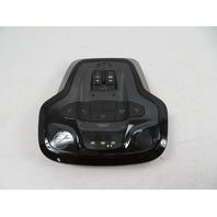 19 Alfa Romeo Giulia #1133 Light Lamp, Interior Dome W/ Sunroof Switch F08934201C