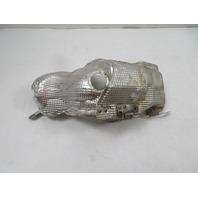 19 Alfa Romeo Giulia #1133 Heatshield, Exhaust Manifold Turbocharger 50549805