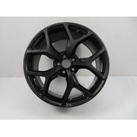 "19 Alfa Romeo Giulia #1133 Wheel, 19"" OEM Black 156131449 19x8"