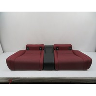 15 Lexus RC 350 F-Sport #1134 Seat, Bottom Rear, Red 71075-24400
