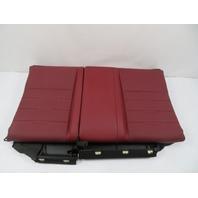 15 Lexus RC 350 F-Sport #1134 Seat, Backrest Rear, Red 71077-24430