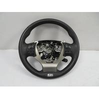 15 Lexus RC 350 F-Sport #1134 Steering Wheel, W/ Paddle Shifter & Controls Black
