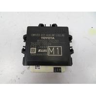 15 Lexus RC 350 F-Sport #1134 Module, Headlight Leveling Computer Control 89960-24030