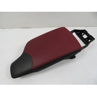 15 Lexus RC 350 F-Sport #1134 Armrest, Center Console, Red/Black 58920-24120