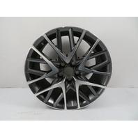 15 Lexus RC 350 F-Sport #1134 (1) Wheel, Rim 19x9 Split Spoke, Rear