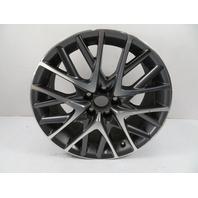 15 Lexus RC 350 F-Sport #1134 Wheel, Rim 19x8 Split Spoke, Front