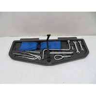 94 BMW E31 840ci E31 #1136 Trunk Tool Kit & Shelf 71111180681