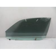 94 BMW E31 840ci E31 #1136 Glass, Door Window, Left