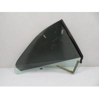 94 BMW E31 840ci E31 #1136 Glass, Rear Quarter Window, Right