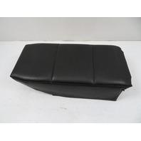 94 BMW E31 840ci E31 #1136 Trim, Rear Seat Armrest Center Console Lower Black
