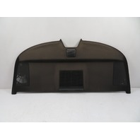 94 BMW E31 840ci E31 #1136 Trim, Rear Parcel Shelf Windshield, Black