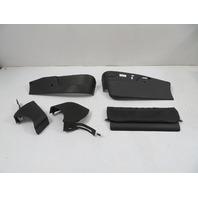 94 BMW E31 840ci E31 #1136 Trim Set, Seat Switch Cover, Left Black