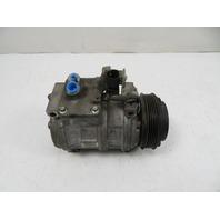 94 BMW E31 840ci E31 #1136 Air Conditioning Compressor, A/C Denso