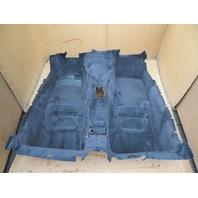 94 BMW E31 840ci E31 #1136 Carpet, Main Interior Black