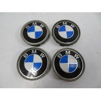 94 BMW E31 840ci E31 #1136 Wheel Center Cap Set of 4 36136768640