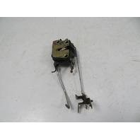 86 Toyota MR2 AW11 MK1 #1137 Lock Latch, Door, Right 69310-17020