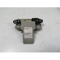 86 Toyota MR2 AW11 MK1 #1137 Lock Latch, Sunroof Buckle Grey