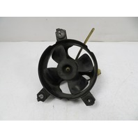 86 Toyota MR2 AW11 MK1 #1137 Cooling Fan Assembly, Engine