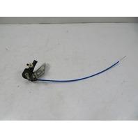 86 Toyota MR2 AW11 MK1 #1137 Valve, Heater Control OEM 87240-17040