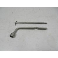 86 Toyota MR2 AW11 MK1 #1137 Wheel Lug Wrench OEM