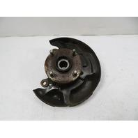 86 Toyota MR2 AW11 MK1 #1137 Hub Knuckle Spindle, Rear Left 42314-17010