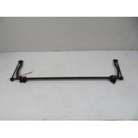 86 Toyota MR2 AW11 MK1 #1137 Sway Bar, Stabilizer, Rear 48812-17030