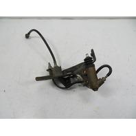 86 Toyota MR2 AW11 MK1 #1137 Clutch, Slave Cylinder W/ Bracket