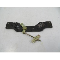 86 Toyota MR2 AW11 MK1 #1137 Bracket, Emergency Parking E-Brake Cable Butterfly Connect
