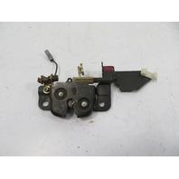 91 Toyota Supra Turbo MK3 #1138 Lock Latch Assembly, Trunk Hatch
