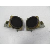 91 Toyota Supra Turbo MK3 #1138 Speaker Pair, Quarter Panel 86160-14291 86160-14301