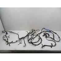 91 Toyota Supra Turbo MK3 #1138 Wire Harness, Rear Interior Cabin Trunk Wiring 82162-14150