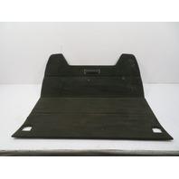 00 Audi TT MK1 #1141 Carpet, Trunk Floor Lining Cover, Black 8N8863463