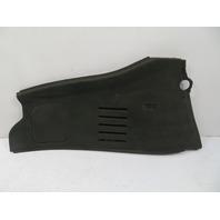 00 Audi TT MK1 #1141 Trim, Interior Trunk Panel, Left Coupe Black 8N8863880E